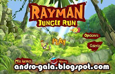rayman jungle run apk rayman jungle run v2 3 3 apk mod todo desbloqueado andro gala