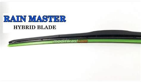 Wiper Mobil Rwb Hybrid Frameless Xenia 2pcs Kn Kr wiper mobil hybrid apv master 2pcs kn kr hybrid blade