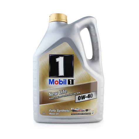 mobil 1 engine 5 litre mobil 1 new 0w40 mb 229 5 fully synthetic