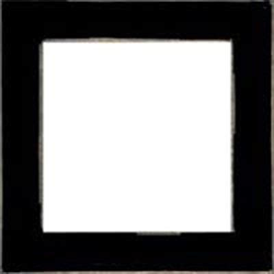 Solid Color Picture Frames