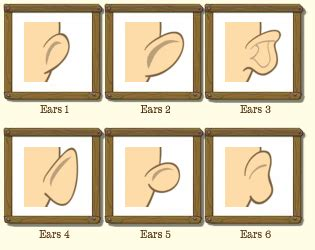 ear types image ear types png frontierville wiki