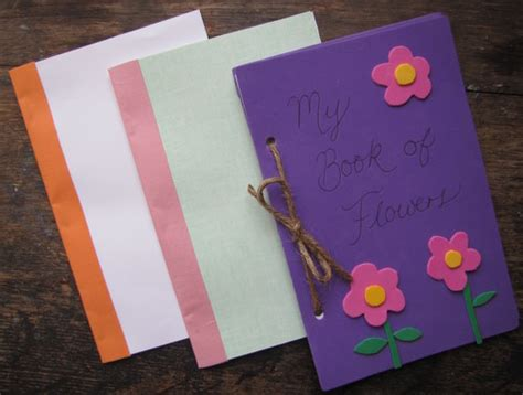 How To Make A Book Cover With Construction Paper - books with a delightful home
