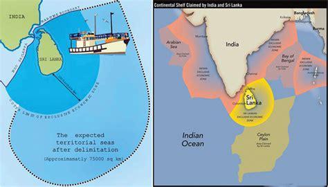 safeguarding lanka s continental shelf daily news