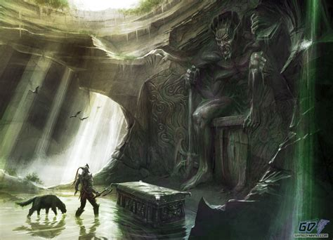 elder scrolls online concept art shows skyrim deserts feature top 10 most complex and involved games gamedynamo