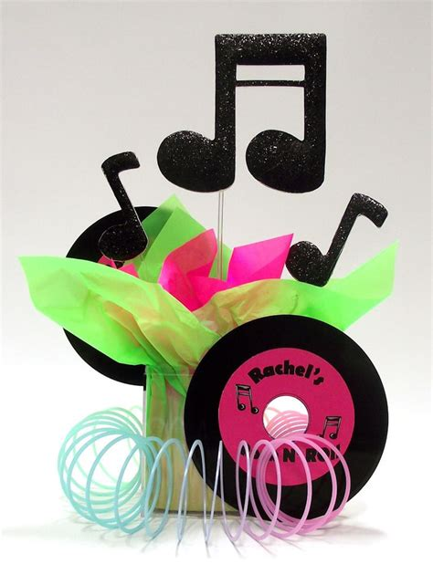 centros de mesas de notas musicales para 15 las 25 mejores ideas sobre centros de mesa musicales en
