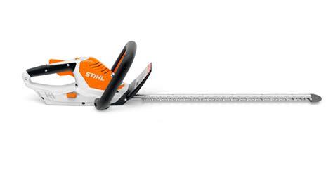 Taille Haie Sans Fil 6605 by Test Avis Et Prix Taille Haies Sur Batterie Stihl Hsa