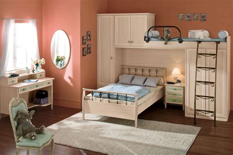 choose children bedroom furniture    place
