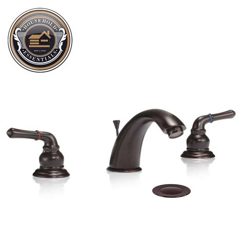 8 quot widespread bathroom sink faucet with drain ebay