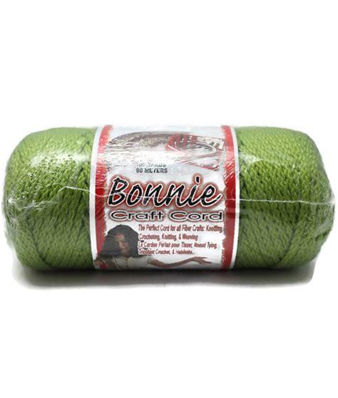 Bonnie Cord - lime 4mm bonnie macrame braided cord simply macrame