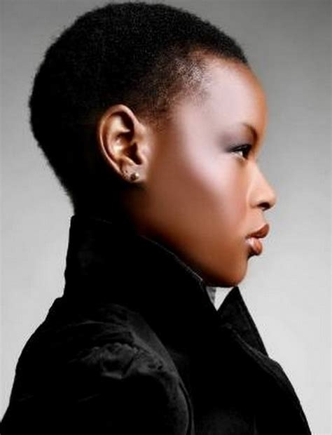 black female models with short hair four traits rarely granted to the strong black woman