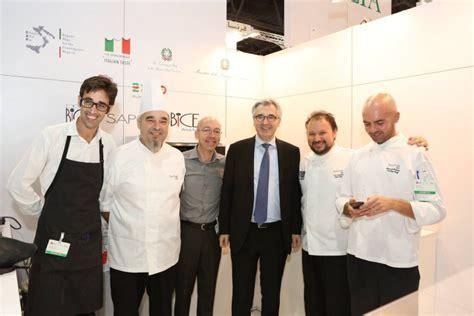 consolato italiano dubai a dubai l ambasciatore della cucina italiana 232 il
