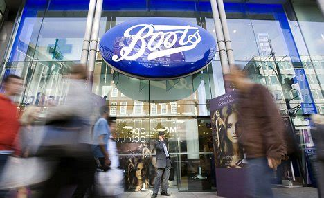 Boot Korea By Syafa Shop alliance boots boosted by strong sales of make up and anti