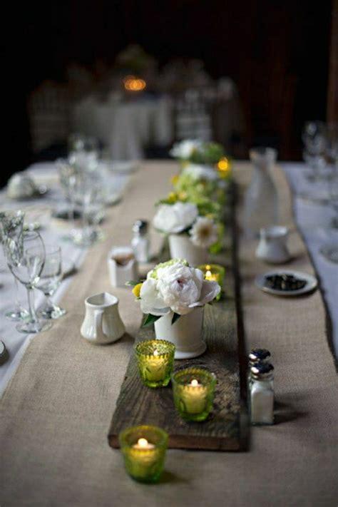 centre de table bougie mariage diy d 233 co de table mariage pour moins de 80 tnd