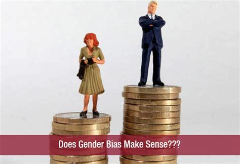 does gender inequality reduce gender inequality in successful does gender bias make sense khoobsurati