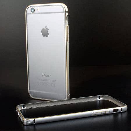 Dijamin Iphone 6 Aluminium Bumper Silver iphone 6 aluminium bumper silver
