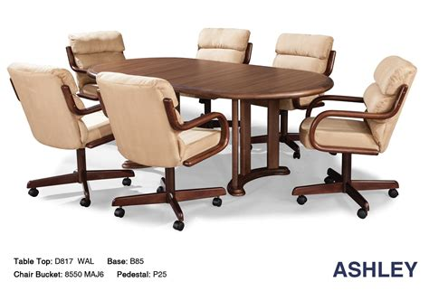 Dining Room Sets Ashley Furniture by Douglas Casual Living Ashley Swivel Dining Set Discount