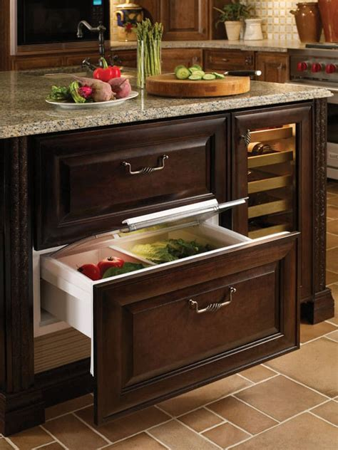 sub zero refrigerator drawers not cooling sub zero 700br 27 inch built in double drawer refrigerator