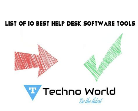world cus help desk list of 10 best help desk software tools techno world