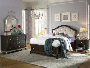 Cherry Bedroom Furniture Sets samuel lawrence girls glam collection by bedroom furniture