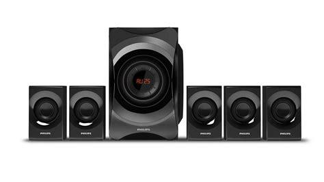Speaker Multimedia multimedia speaker 5 1 spa8000b 94 philips