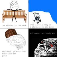 Scumbag Brain Meme Generator - scumbag brain image gallery know your meme
