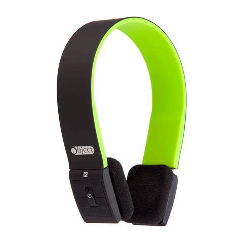 bluetooth stereo headphones object