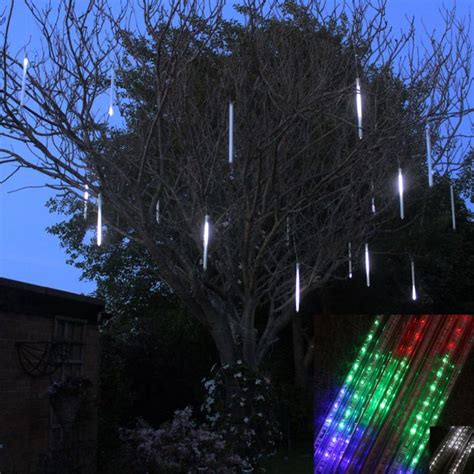 how to make raining lights in a tree aliexpress buy 2016 new 50cm meteor shower string light tree