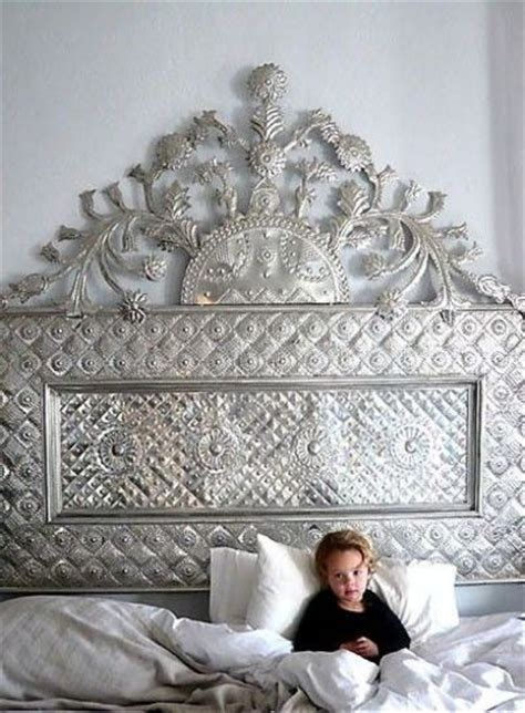 mexican headboard mexican tin headboard i love this more than words can