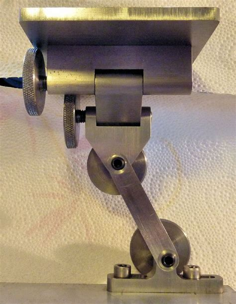 bench grinder rest adjustable tool rest for my 8 quot bench grinder model engineer