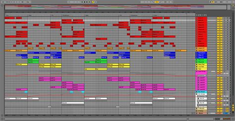 edm template free edm voice ableton pro template project