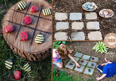 homemade backyard games fun easy homemade outdoor games diy home and garden