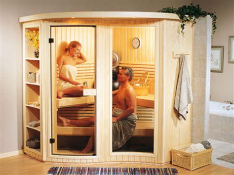 sauna für garten badezimmer kleine sauna im badezimmer kleine sauna im or