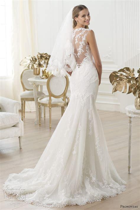 pronovias 2014 pre collection wedding dresses fashion