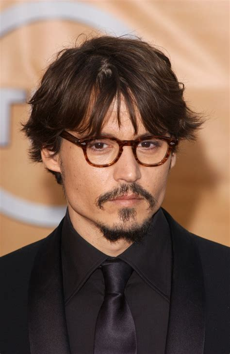 Johnny Depp Hairstyle by 11 Johnny Depp Hairstyles