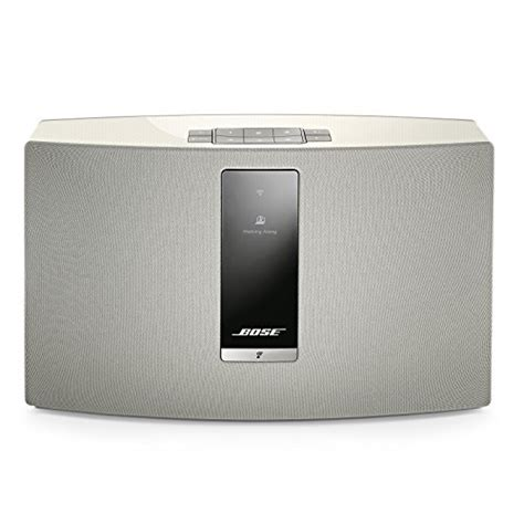 bose soundtouch 20 series iii wireless speaker white