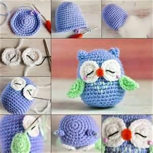tejido crochet y artesanas lechuzas tejidas tejidos artesanales en crochet como tejer una lechuza al