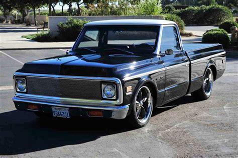 truck restored ground up restored 1972 chevy c 10 chevrolet