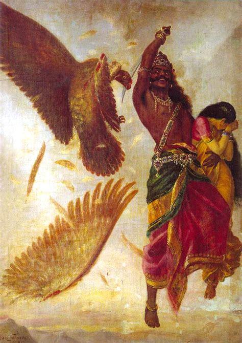 Sandal Wedges Ravana Ma47 ramayana