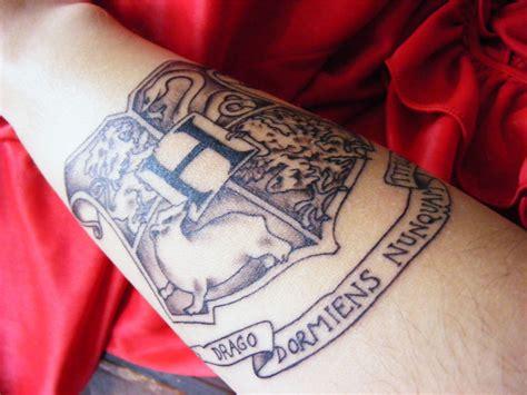 gryffindor tattoo my hogwarts harry potter photo 25004476 fanpop