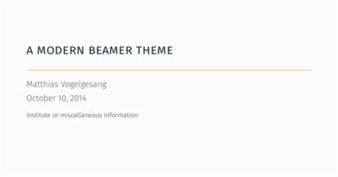 latex beamer themes modern modern beamer theme mtheme latex template sharelatex