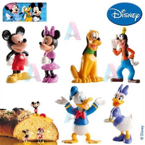 Mickey Disney Figure Set Isi 6 Terbaru set figurine tort mickey mouse 6 bucati aniversaria ro