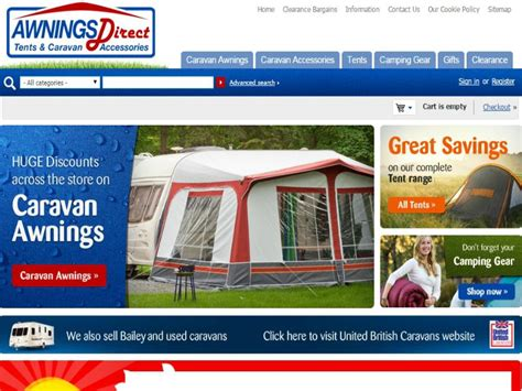 awnings direct business search caravannersrus