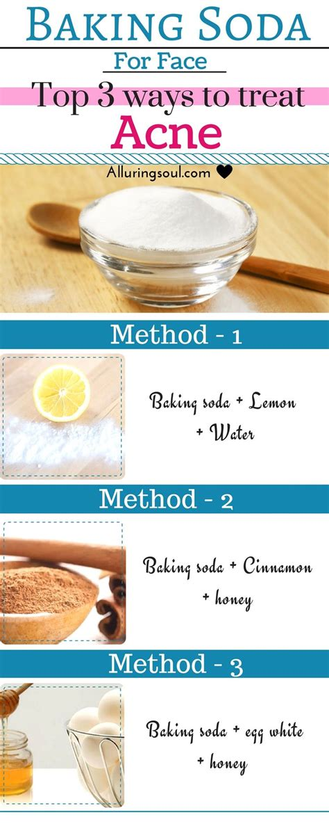 baking soda tattoo removal the 25 best acne remedies ideas on skin care