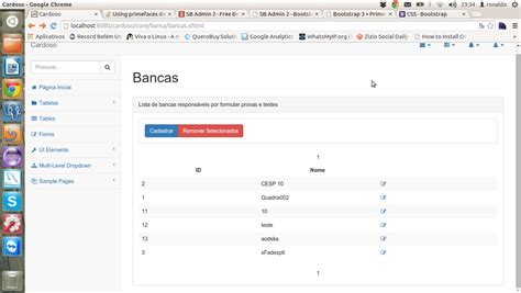 bootstrap themes jsf css using primefaces with bootstrap causes changes in