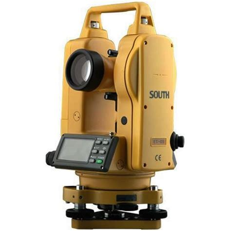 Electronic Survey Tools - south et 02 survey electronic theodolite 2 second accuracy all surveying leica