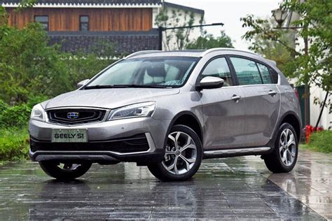 Touchscreen Sky S1 formacar geely vision s1 goes on sale