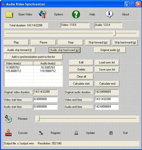 video format undf converter screenshot review downloads of shareware audio video