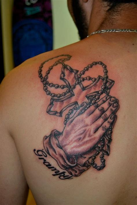 3d cross with chain tattoo www pixshark com images