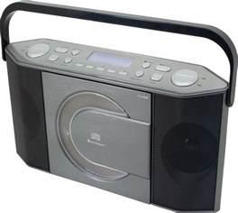 soundmaster rcd1770an portable fm dab radio cd player