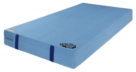 Cloud Mat by Denim Covered Cloud Landing Mat